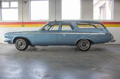 1963 Dodge Polara for sale - Hemmings Motor News Dodge Wagon, Dodge Power Wagon, My Dream Car, Dream Cars, Plymouth Belvedere, Station Wagon, Dodge Charger, Rear Seat, Old Cars