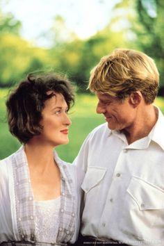 Robert Redford and Meryl Streep