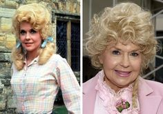 Donna Douglas was an American actress and singer known for her role as Elly May Clampett in CBSs The Beverly Hillbillies. She also starred in films such as Frankie and Johnny Lover Come Back and Career. She passed away in January of Actors Then And Now, Celebrities Then And Now, Donna Douglas, The Beverly Hillbillies, Nichelle Nichols, Frankie And Johnny, Shirley Jones, Famous Women, Famous People