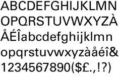 Univers es un tipo de letra de palo seco ideada por el tipógrafo suizo Adrian Frutiger en 1957. Es uno de los mayores éxitos tipográficos de la segunda mitad del siglo XX.