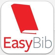 EasyBib: app sencilla para la gestión de referencias bibliográficas | Universo Abierto