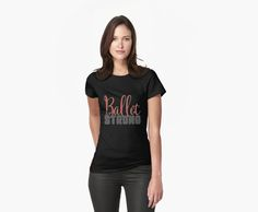 Ballet Strong Dance Design by Dancethoughts