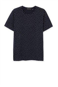COUNTRY ROAD Sinker print t-shirt AU$49.99