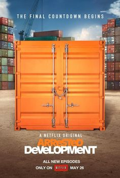 Netflix announced this morning the new season of Arrested Development will be released on May 26th!