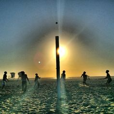 .@the_decipher | Let's Play Ball #SanDiego #Sunset #Volleyball #Mission #Beach | Webstagram