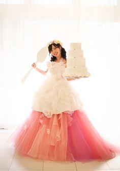 パレスいわや WEDDING APRON♡