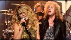 Def Leppard & Taylor Swift Hysteria