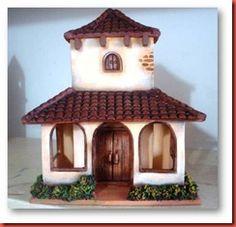 """Artesanías """"Luis"""": Doña """"Tere"""" Dress Card, Ideas Para, Clay, Ceramics, Bird, Bottle, Outdoor Decor, Crafts, Design"""
