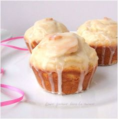 Glazed Doughnut Muffins ~ Serve at the end of the night with a shot of milk (or coffee) to tide your guest through 'til morning ;)