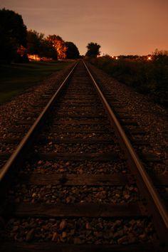 railroad tracks   Flickr - Photo Sharing!