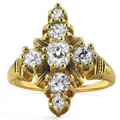 The Attica Ring from Brilliant Earth