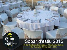 Event: Sopar d'estiu 2015