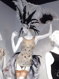 Z: The Beginning of Everything showgirl costume