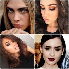 4 trends de make para ficar de olho - Moda it