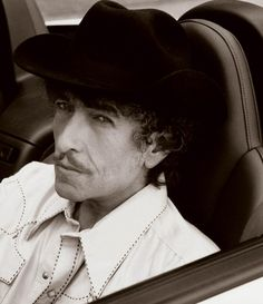 """All I can do is be me, whoever that is.""—Bob Dylan"