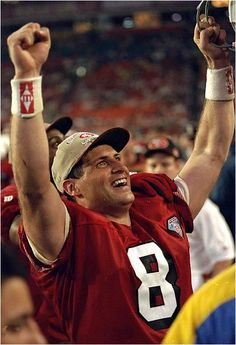 steve young | RealClearSports - Top 10 Draft Day Trades - 2. 1987 - Steve Young