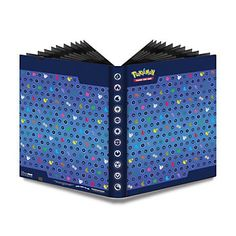 Pokemon Silhouettes Full-View Pro 9-Pocket Binder by Ultra Pro