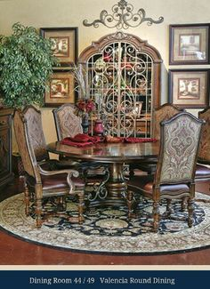 Hemispheres Furniture Old World Style Pinterest