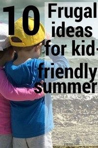 My favourite idea to look forward to as a child was number ten. Number nine was a close favourite too. Summer time is coming so be prepared.