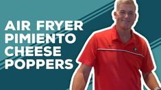 Appetizer Dips, Appetizer Recipes, Pimiento Cheese, Poppers Recipe, Paula Deen, Best Dishes, Air Fryer Recipes, Snacks, Videos