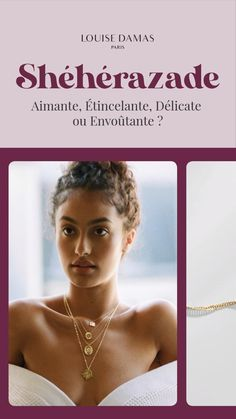 4 médailles personnalisables, dorées à l'or fin 24k Paris, Or, Pearl Necklace, Collection, Jewelry, String Of Pearls, Montmartre Paris, Jewlery, Beaded Necklace