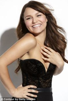 Singer and actress Samantha Barks has a great career ahead of her, but she won¿t just be doing musicals