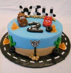 Custom Disney Cars 2 Birthday Cake Manhattan New York, NY