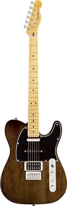 Fender Modern Player Telecaster Plus Fender's Modern Player Telecaster Plus is a different take on the Tele that all kinds of players will love. With its HSS, three-pickup setup and gorgeous vintage s