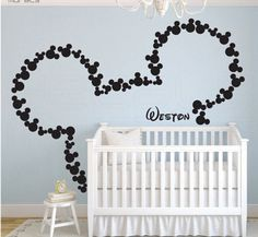 Theres nothing better than a baby disney room