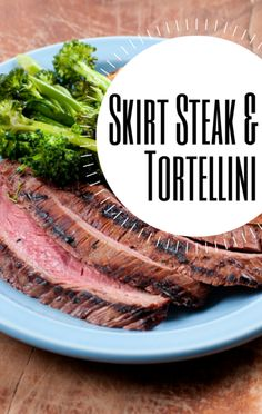 Michael Symon whipped up a delicious and great Skirt Steak White Bean Tortellini recipe on The Chew, made with ingredients chosen by the audience. http://www.foodus.com/chew-michael-symon-skirt-steak-white-bean-tortellini-recipe/