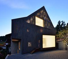 Renovation House Lendenmann / L3P Architekten _ Regensberg, Switzerland _2015.