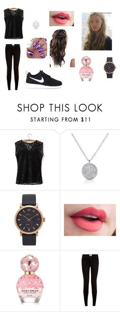 """""""Day Outfit -Demi"""" by madhura-datar on Polyvore featuring Marc Jacobs and NIKE"""