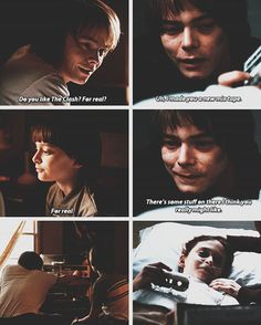 Jonathan and Will Byers making me cry in every episode.//Stranger Things✧