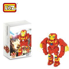 SHARE & Get it FREE | LOZ ABS Hero Style Building Block Educational Cartoon Movie Product Kid Toy - 489PcsFor Fashion Lovers only:80,000+ Items·FREE SHIPPING Join Dresslily: Get YOUR $50 NOW!