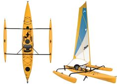 kayak trimaran - Google Search