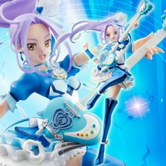 Excellent model Cure Beat Suite PreCure figure Megahouse