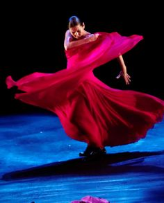 Sara Baras Dancing A true spectacle of masterful. Another picture of Sara - can't resist posting!