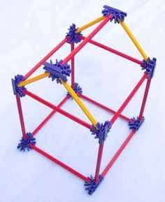 K'NEX User Group - Static models Block Play, Math Problem Solving, Fair Projects, Math Activities, Legos, Arts And Crafts, Crafty, Ideas, Manualidades