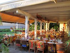 Hula Grill~ Whalers Village. Check for early dinner specials