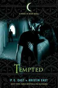 """TEMPTED"" - House of Night #6"