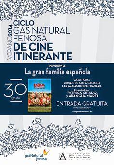 Ciclo de Cine Gas Natural Fenosa en Gran Canaria | Canarias Free