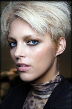 anja rubik hair - Pesquisa Google