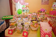 "Photo 2 of 49: Lalaloopsy Party / Birthday ""Hagia Lalaloopsy 2nd Birthday"" 