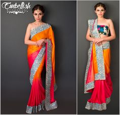 Embellish by Chandni Info & Review | Bridal Wear in Delhi NCR | Wedmegood | sarees