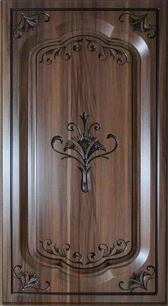41 Ideas For Entrance Door Design Cnc Wooden Front Door Design, Wooden Front Doors, Room Door Design, Door Design Interior, Cabinet Door Designs, Mdf Doors, Classic Doors, Cnc, Entrance Doors