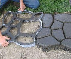 Cobblestone Path Maker