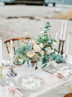 // Rustic Coastal Wedding Ideas   Wedding Sparrow   Kristina Malmqvist Photography