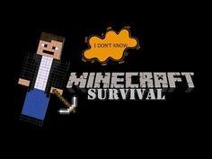 Minecraft Survival - 4.rész - BÁNYA? I don't know