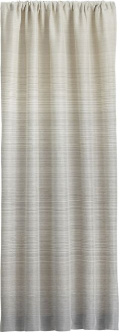 Wren Curtain Panels  | Crate and Barrel - these could be nice in the master bedroom - I'm going to order a sample.  Lined.