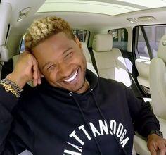 """1,311 Likes, 60 Comments - Usher (@usherraymondiv) on Instagram: """"🤣"""""""
